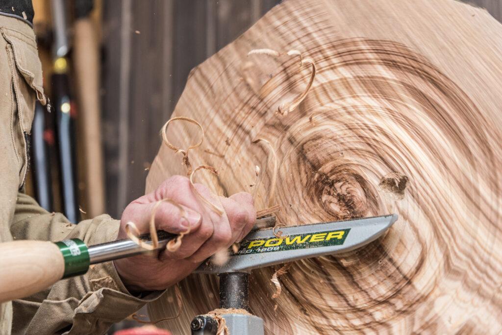 Kursy toczenia drewna indywidualny