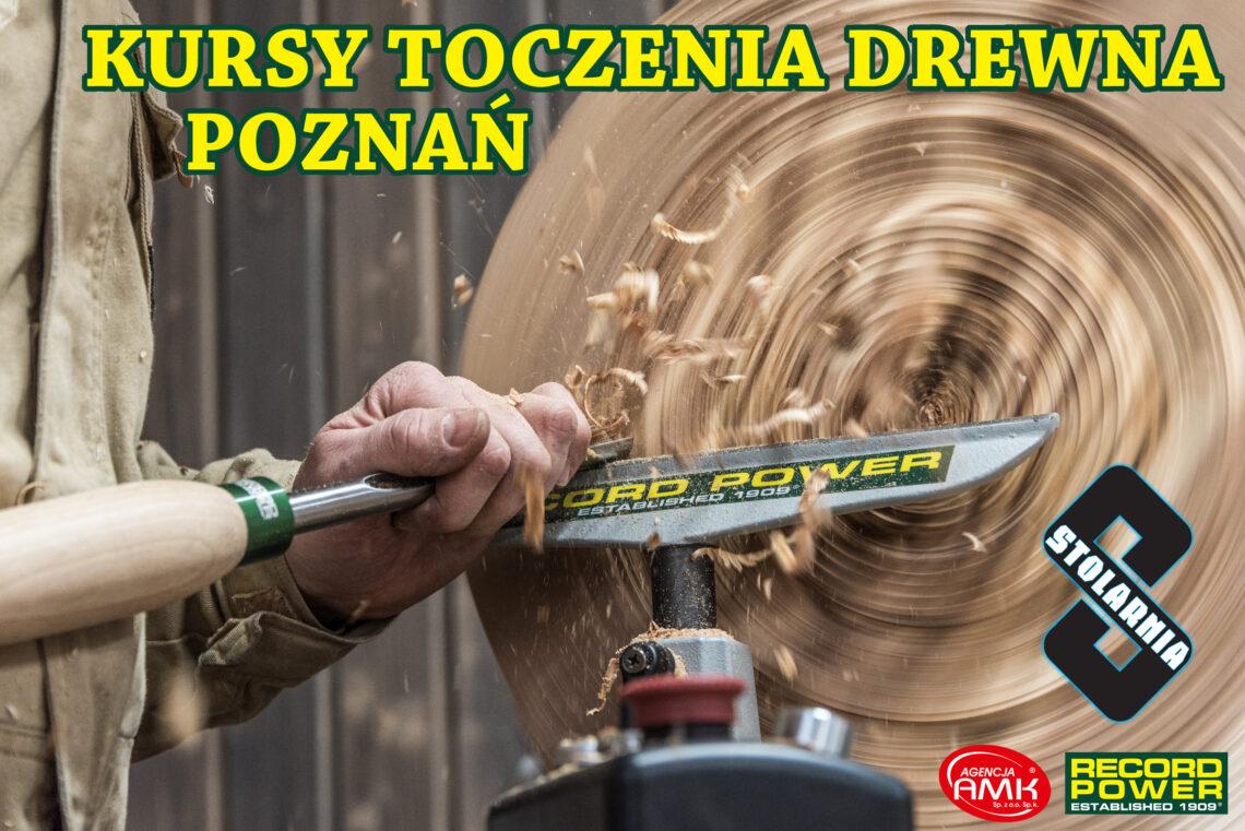 Kursy toczenia drewna Poznań
