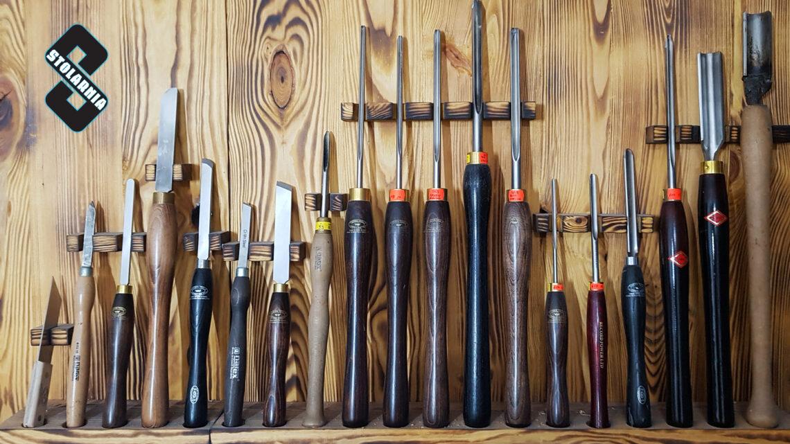 dłuta i noże do toczenia drewna na początek